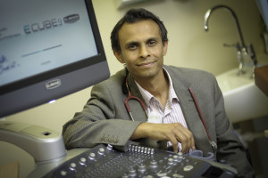 Dr Gowda, Consultant in Infectious Diseases